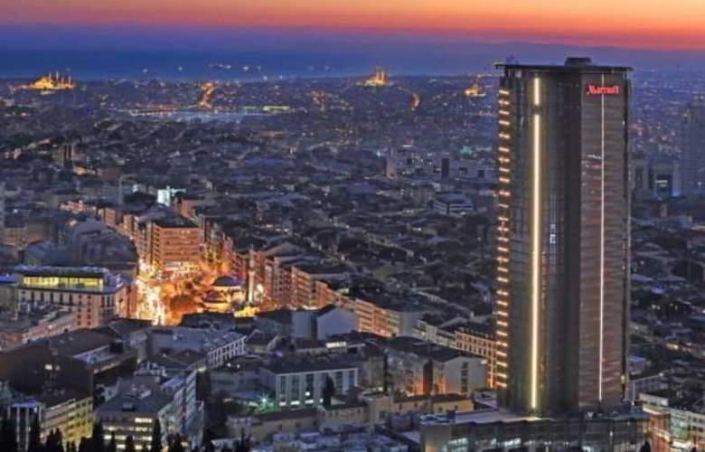 Istanbul Marriott Hotel Sisli - Hotel - 7