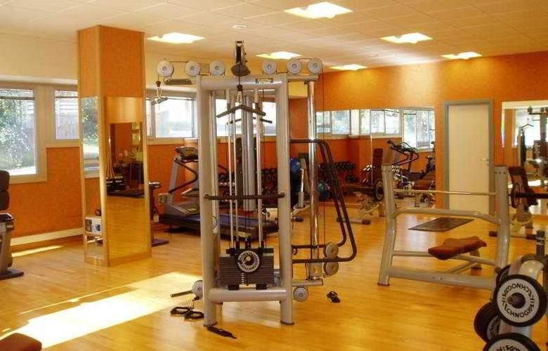 Hotel Delle Acque & Natural Spa - Sport - 8
