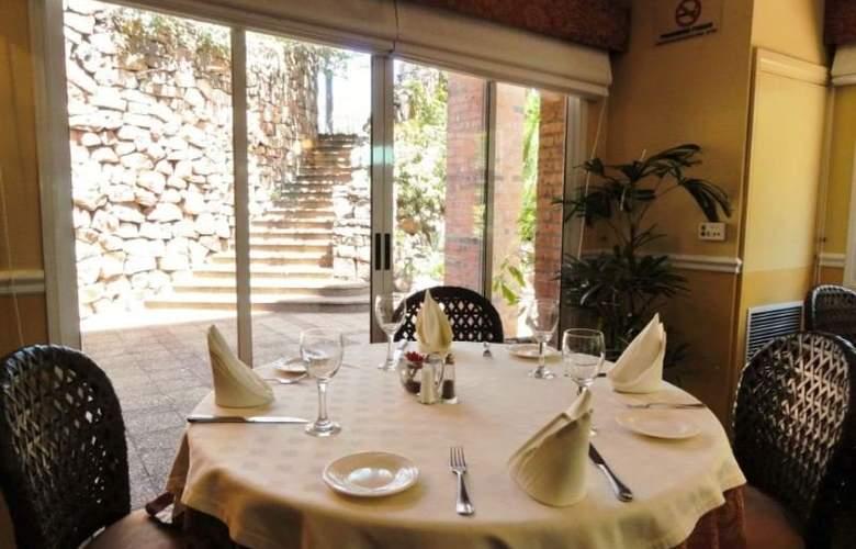 Villa Morra Suites - Restaurant - 6