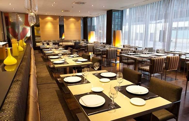 AC Madrid Feria - Restaurant - 6