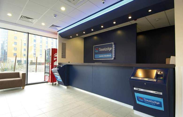 Travelodge London Stratford - General - 3