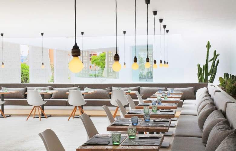 HM Balanguera Beach - Restaurant - 31