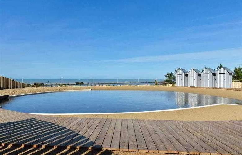 Cote Ouest Thalasso & Spa Les Sables d'Olonne - Hotel - 54