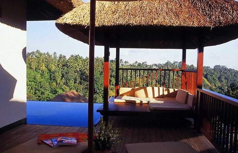 Ubud Hanging Gardens - Terrace - 11