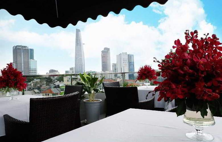 Anpha Boutique Hotel - Restaurant - 2