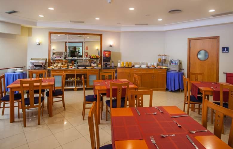 Ciudad De Compostela - Restaurant - 3