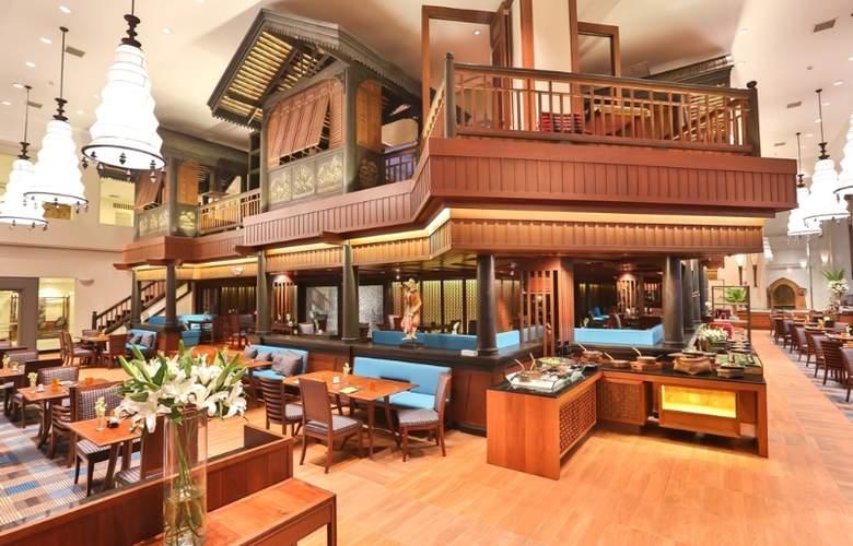 Anantara Bangkok Riverside Resort and Spa - Restaurant - 0