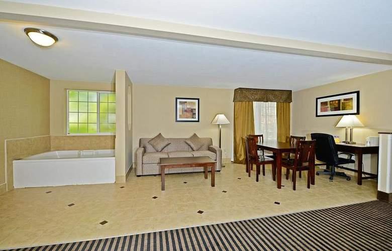 Best Western Plus Prairie Inn - Room - 45