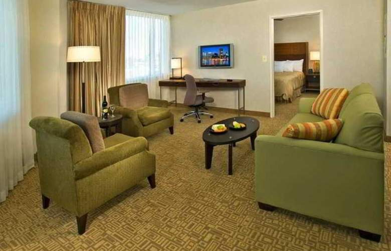 Homewood Suites by Hilton Baltimore - Room - 6