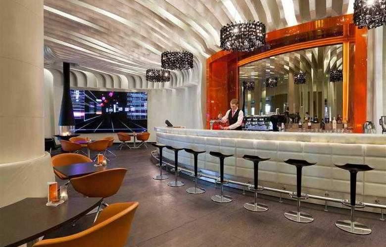 Novotel Moscow City - Bar - 2
