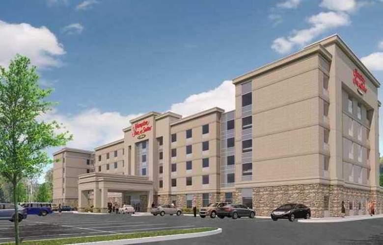 Hampton Inn & Suites by Hilton St. John's Airport - Hotel - 7