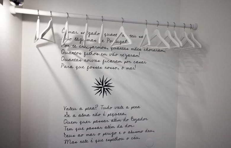 The Art Inn Lisbon - Room - 9