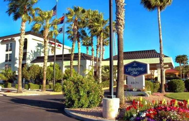 Hampton Inn Tucson-Airport - Hotel - 1