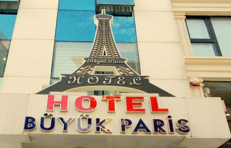 Buyuk Paris Hotel - Hotel - 1