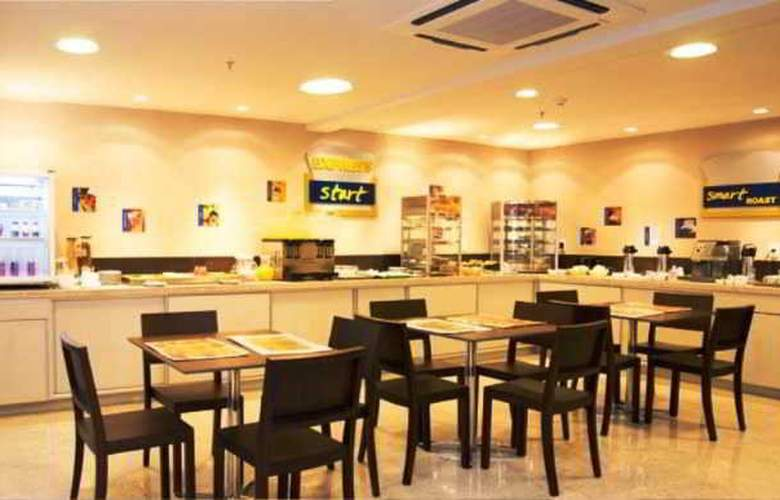 Holiday Inn Express Maceio - Restaurant - 4