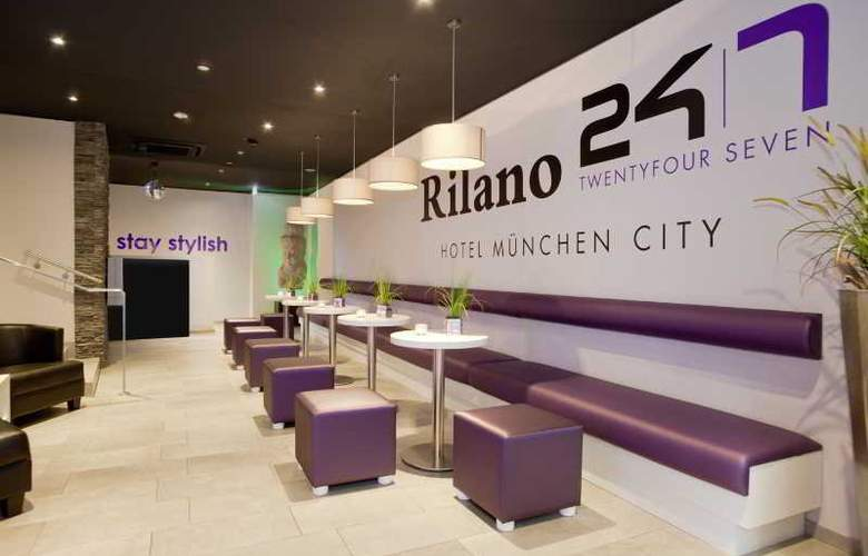 Rilano 24/7 Hotel München City - General - 1