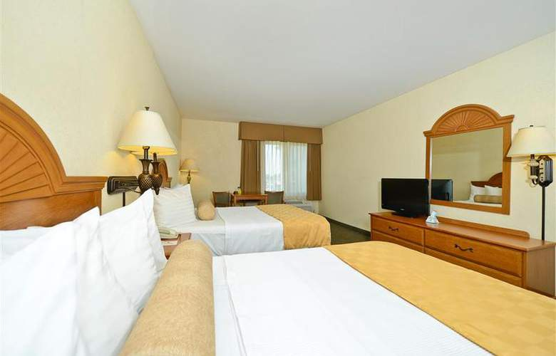 Best Western Of Long Beach - Room - 32