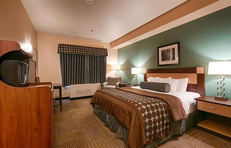 Best Western Plus Chena River Lodge - Room - 41