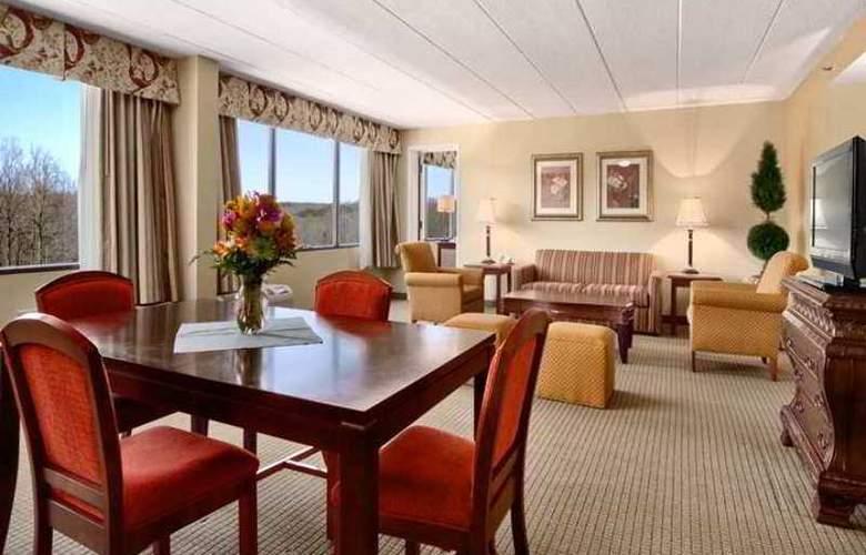 Doubletree Hotel Charlottesville - Hotel - 5