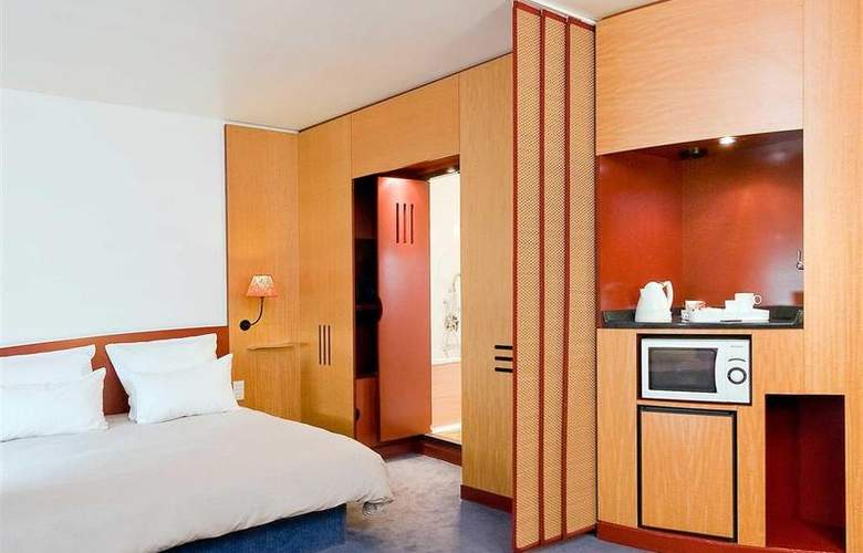 Suite Novotel Clermont Ferrand Polydome - Room - 34