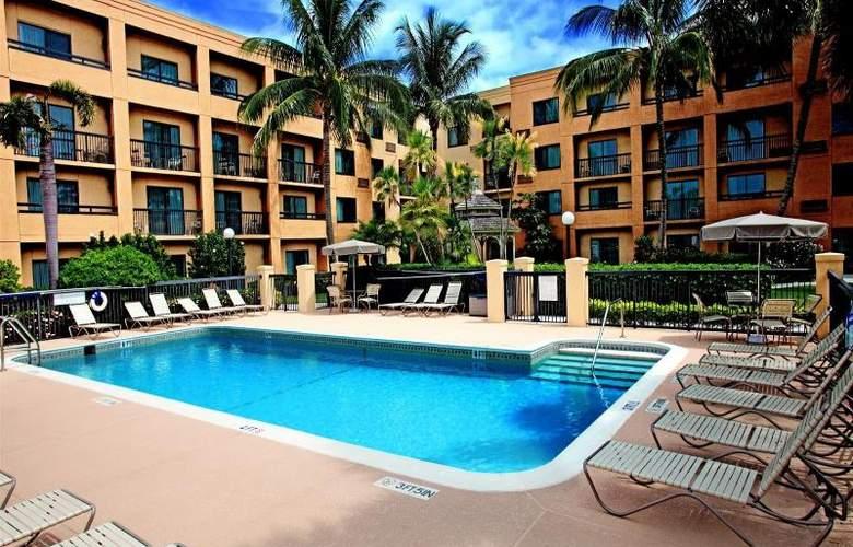 Courtyard Boca Raton - Pool - 8