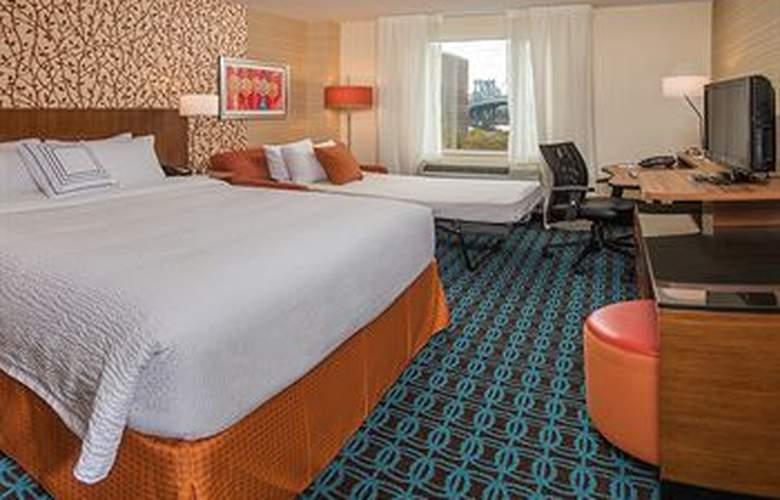 Fairfield Inn & Suites New York Manhattan/Downtown East - Room - 5