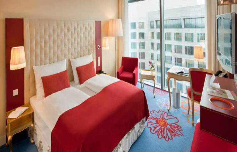 Radisson Blu Hotel Frankfurt - Room - 4