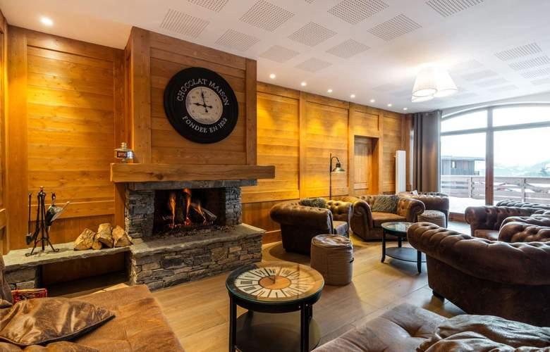 Lagrange Prestige Les Chalets d'Emeraude - Hotel - 0
