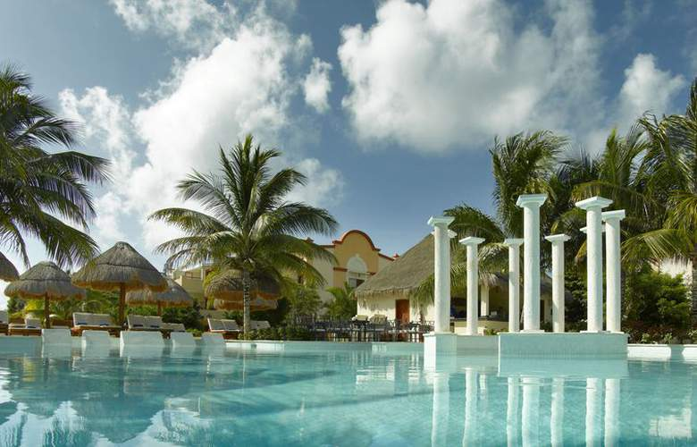 Grand Palladium Colonial & Kantenah Resort - Pool - 13