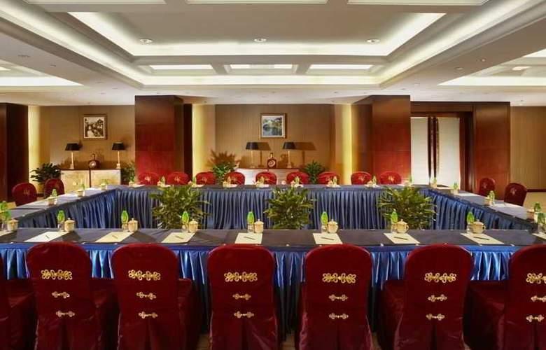 Royal Tulip Hotel Zhujiajiao Shanghai - Conference - 3