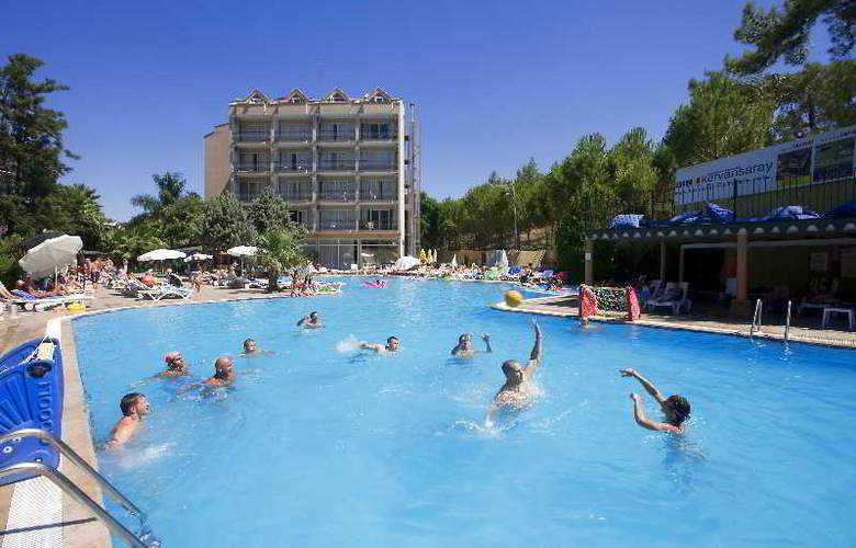Kervansaray Marmaris Hotel - Pool - 7