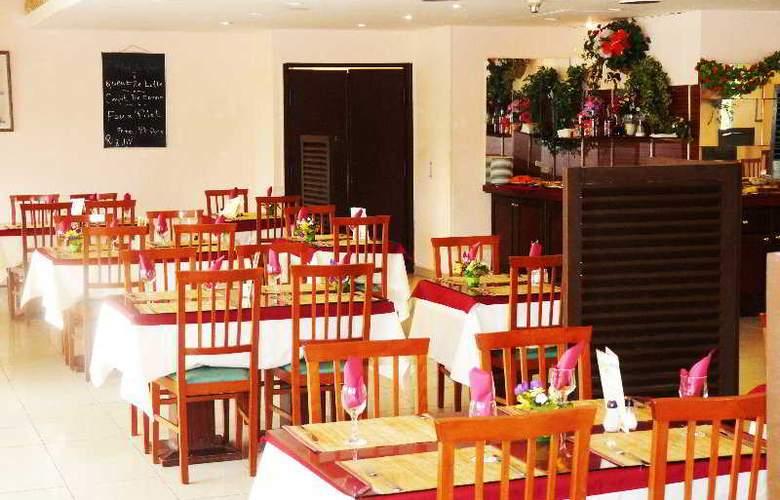 Euro Hotel Paris Creteil - Restaurant - 5