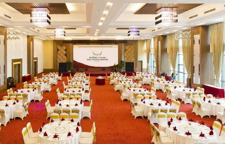 Muong Thanh Nha Trang Centre Hotel - Conference - 62