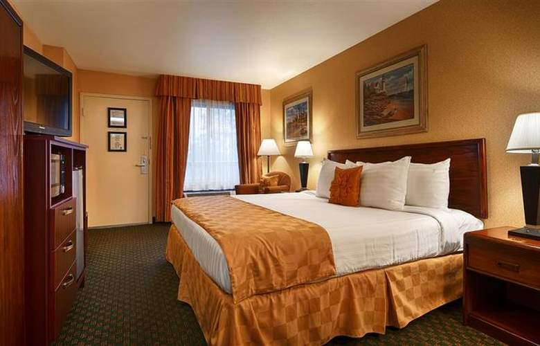 Best Western Salisbury Plaza - Room - 19