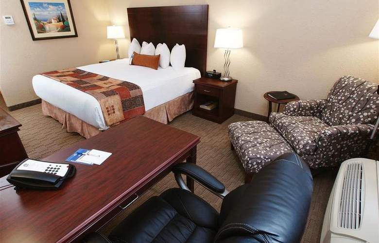 Best Western Pembina Inn & Suites - Room - 122