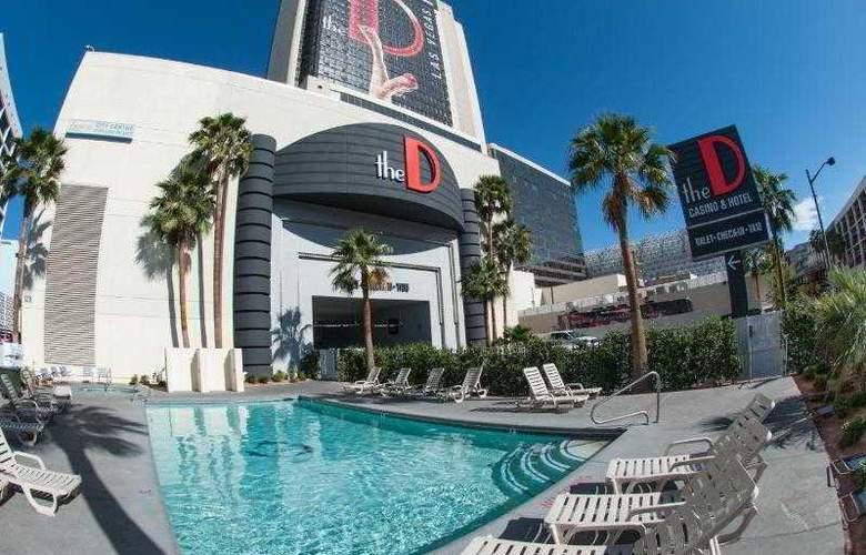 The D Las Vegas - Pool - 9