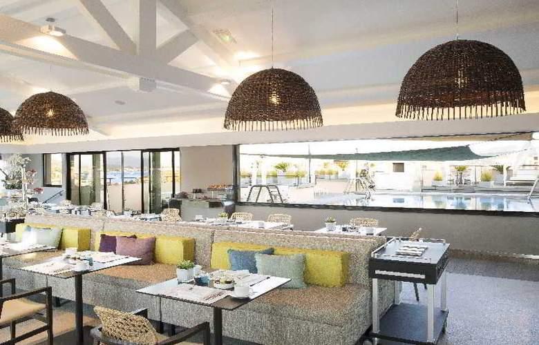 Hotel de Paris Saint Tropez - Restaurant - 15