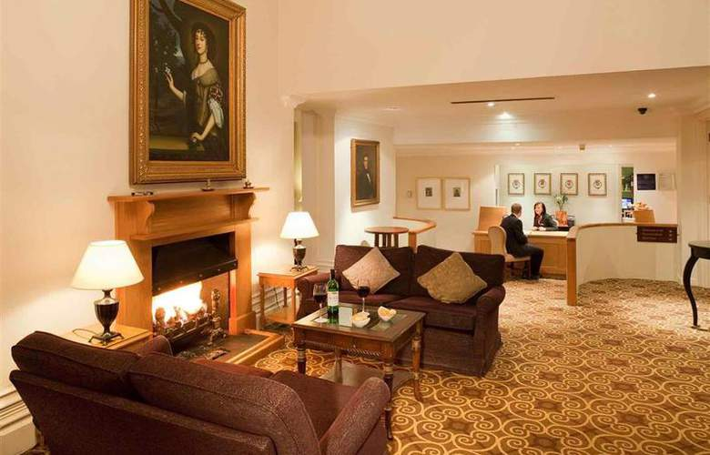 Mercure Brandon Hall Hotel & Spa - Bar - 57