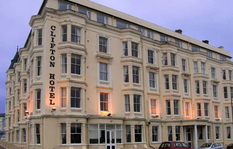 The Clifton Hotel Scarborough - Hotel - 4