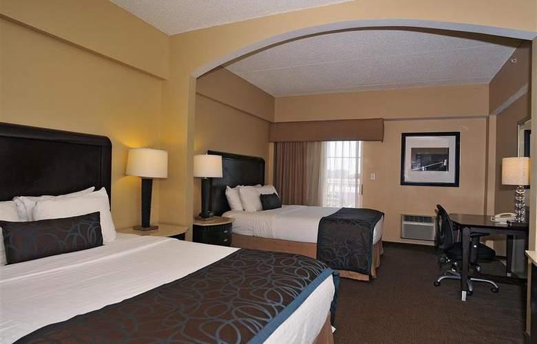 Best Western Oceanfront - Room - 60