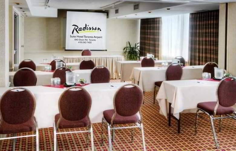 Radisson Suite Toronto Airport - Conference - 2
