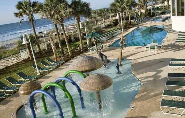 Hampton Inn & Suites Myrtle Beach- Oceanfront - Hotel - 4