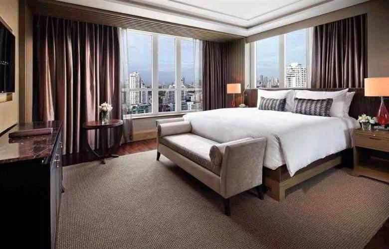 Sofitel Bangkok Sukhumvit - Hotel - 11