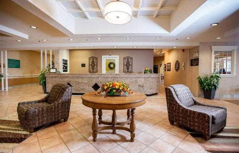 Best Western Glengarry Hotel - Hotel - 47