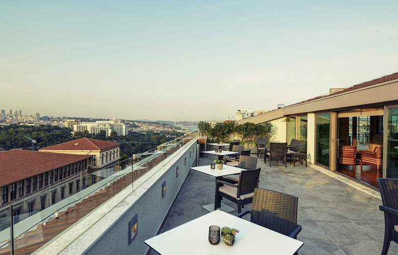 The Artisan Istanbul MGallery - Terrace - 5