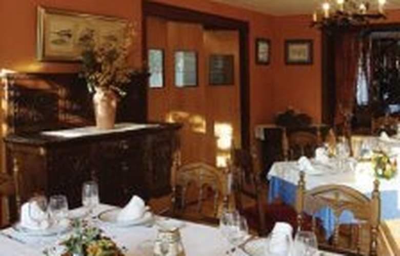 Marques de la Moral - Restaurant - 9