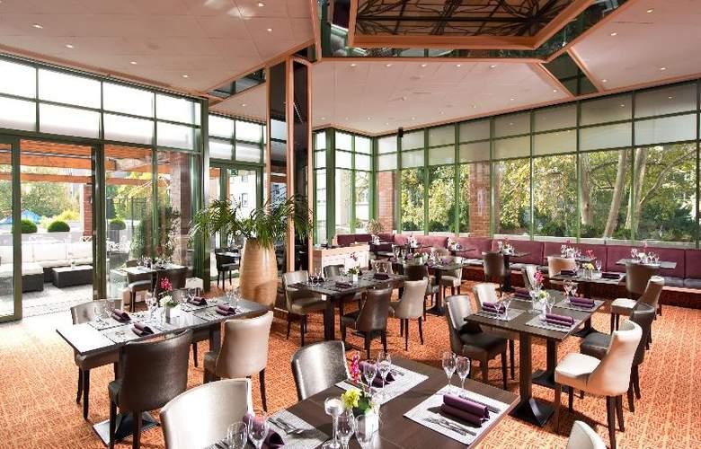 Leonardo Mannheim City Center - Restaurant - 6