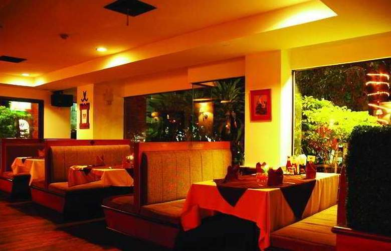 Chiang Mai Gate Hotel - Restaurant - 10