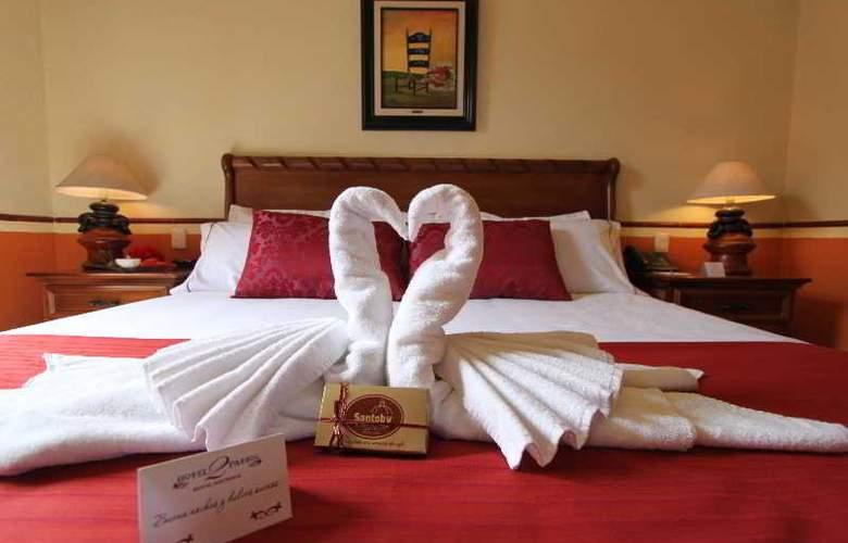 Hotel dos Patios - Room - 8
