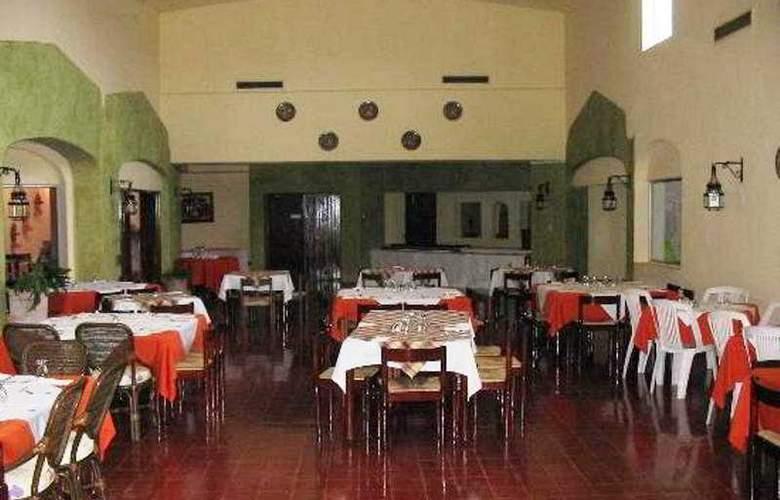Villas Arqueologicas Coba - Restaurant - 7